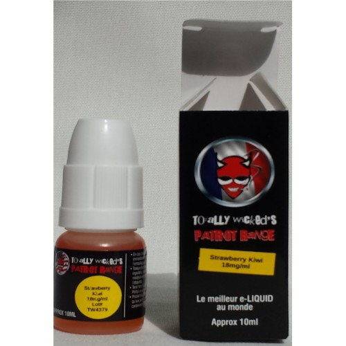 American Red Tobacco - Totally Wicked 10ml Patriot Range