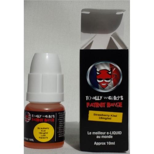 Cigar Vanillé Totally Wicked 10ml Patriot Range