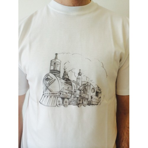 El Vapo Loco - T-shirt vape - Pirates de la vapeur