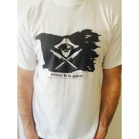 Long John Dreaper - T-shirt vape - Pirates de la vapeur
