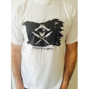 Long John Dreaper - T-shirt vape - Pirates de la vapeur
