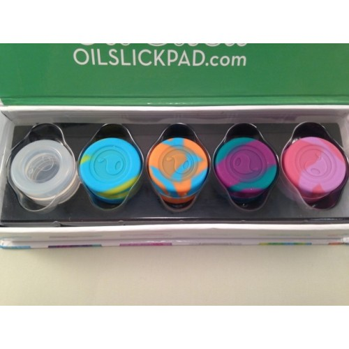 Oil Slick - Mix Pack 5 Micro Slick Stacks