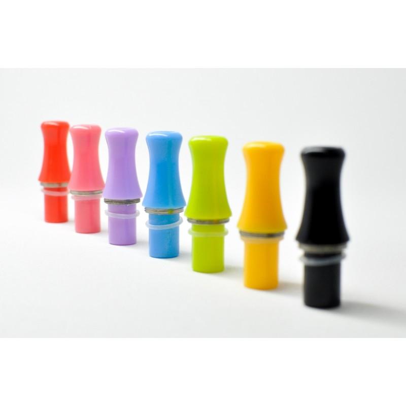 drip tip pas de vis pour ce4 et 5 couleur au choix la centrale vapeur. Black Bedroom Furniture Sets. Home Design Ideas