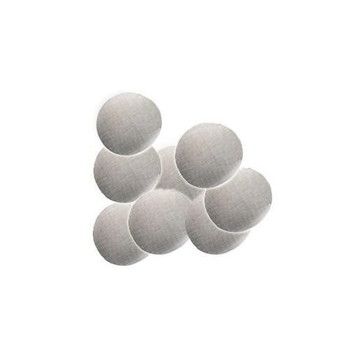Grilles / filtres pour vaporisateur : pack de 5