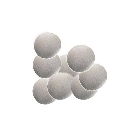 10 Grilles 15,8 mm
