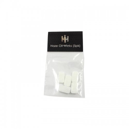 Haze - Pad / Coton pour e-liquide et concentré cire