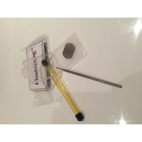Kit de vaporisation de concentrés FlashVape