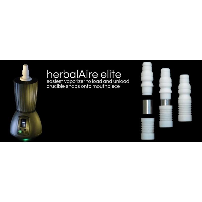 Herbalaire elite vaporisateur de salon vaporizer la for Salon cigarette electronique
