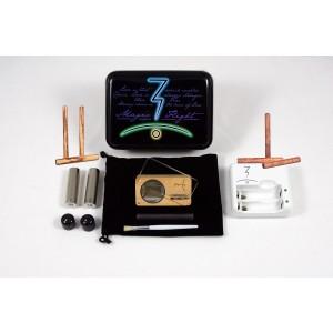 Pack Vaporisateur Magic-Flight Launch Box + 5 embouts / stem en bois