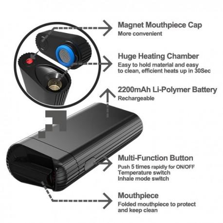 Fenix - Vaporisateur portable convection