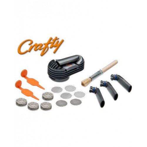 Set pièces d'usures pour Crafty ou Mighty vaporisateur