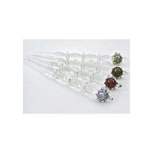 Dabber - Glass switch ball pick - 7th Floor Vapes