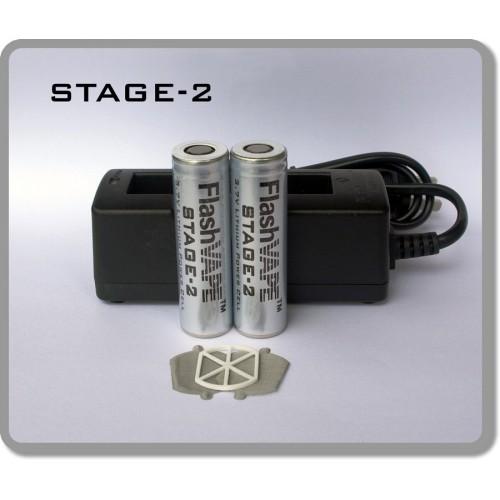 Kit Convection pour vaporisateur Flashvape Stage-2