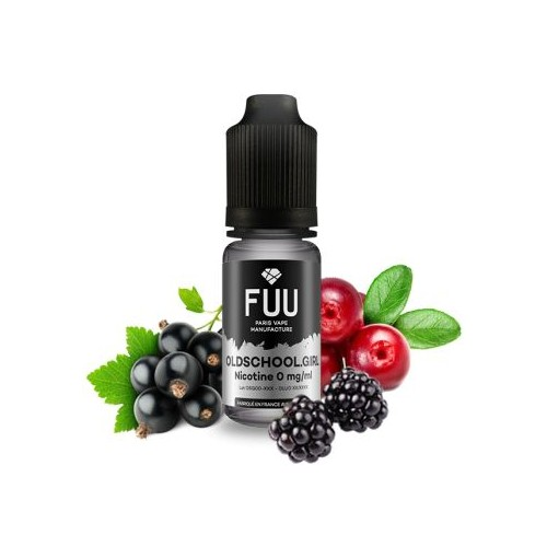 OLD SCHOOL GIRL - TheFuu 20ml
