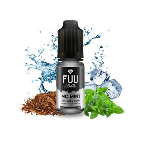 MC MINT - The Fuu 20ml