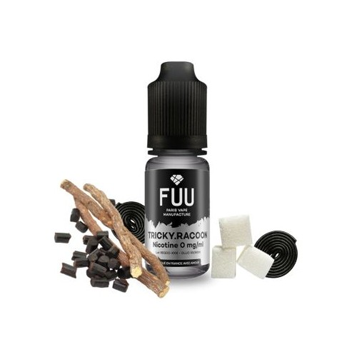 Tricky Rackoon - TheFuu - 20ml