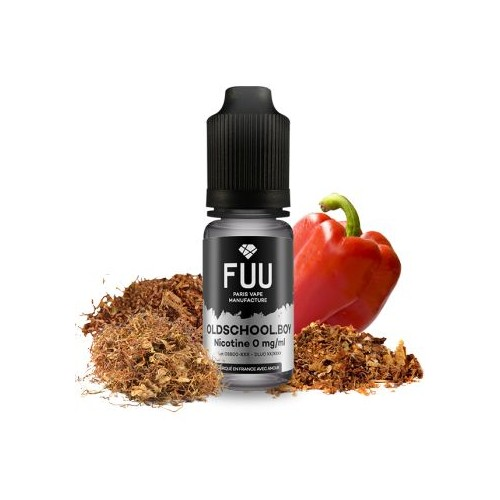 OLD SCHOOL BOY - TheFuu 20ml