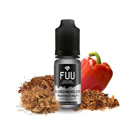 OLD SCHOOL BOY - The Fuu 20ml