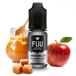 ORIGINAL SIN - The Fuu - 20ml