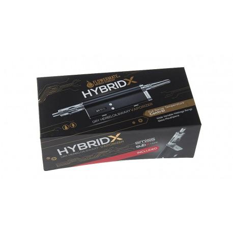 FlowerMate Hybrid X 60W - Vaporisateur portable / Mod ecig