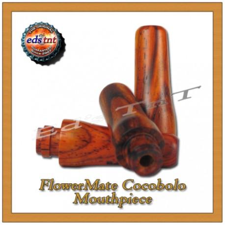 Flowermate Embout buccal en bois - Ed's TNT