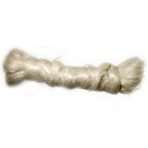 Degummed hemp fiber - Fibre en chanvre naturel