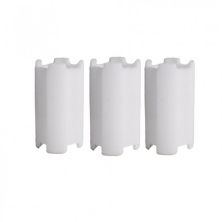 5 cartouches pour concentré en céramique - Focus Vape - Accessoire vaporisateur