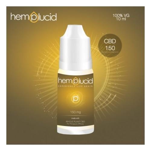 Hemplucid - CBD e-liquide -
