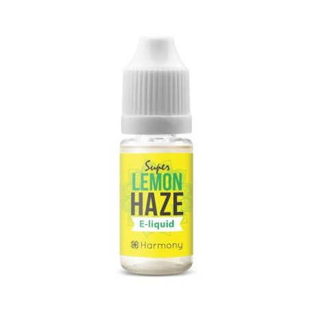 Super Lemon Haze - CBD - Harmony - 10ml - e-liquide avec ou sans CBD