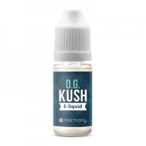 OG Kush - CBD - Harmony - 10ml - e-liquide avec ou sans CBD