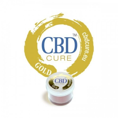1g Cire de CBD – CBD Cure 35% - Hemp Oil paste