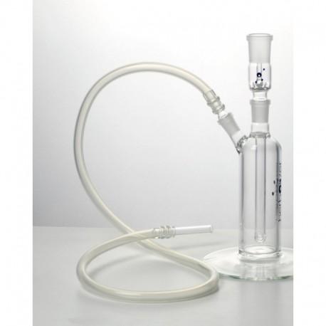 Herborizer flexible d'aspiration 11.5mm - tuyau pour vaporisateur Bubbler Herborizer