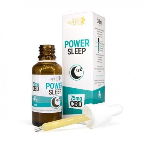 Power Sleep CBD - Royal Queen Seeds - Complément alimentaire CBD