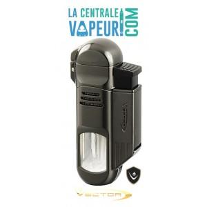 Torpedo Vector– Briquet torche quadruple flammes –
