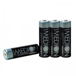4 x batteries pour Magic-Flight