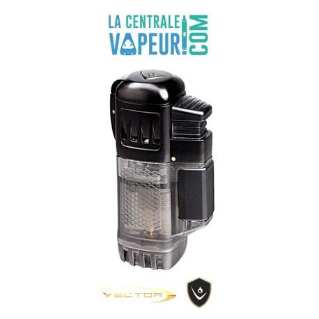 Quadtank Vector– Briquet torche quadruple flammes –
