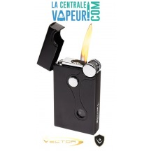 Elite Vector – Briquet double flamme – Elite Dual-Flame