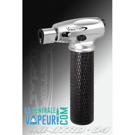 Minitro – Torche double flamme Vector –Vector portable butane torch