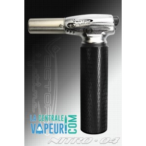 Nitro – Torche double flamme Vector – Vector portable butane torch