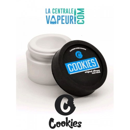 Cookies SF Silicone Container