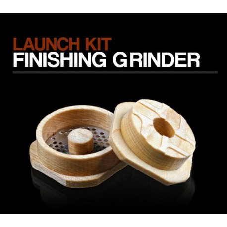 The Finishing Grinder - Magic-Flight vaporisateur