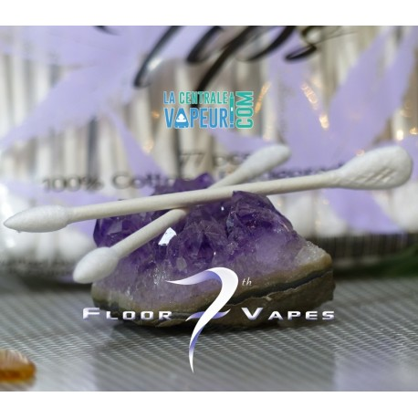 Tidy Tips - 7th FloorVape - Coton-tiges 7th FloorVape