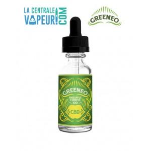 Pineapple Express Greeneo - 10ml - E-liquide avec ou sans CBD / Liquide pour cigarette électronique