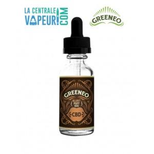 Blunt Puff Greeneo - 10ml - E-liquide avec ou sans CBD / Liquide pour cigarette électronique
