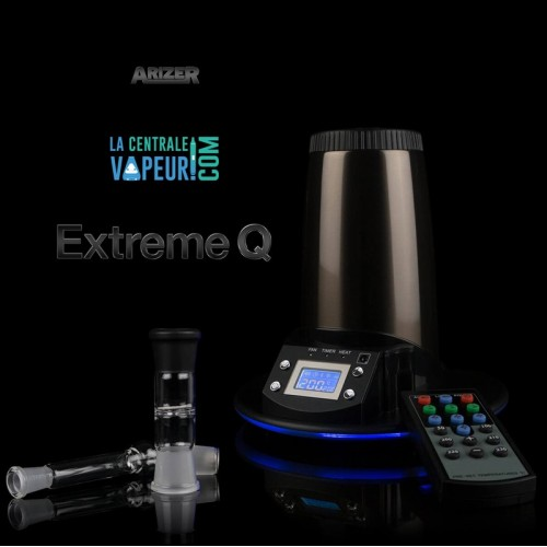 Arizer Extreme Q V5 - Version 2017 de ce vaporisateur de salon