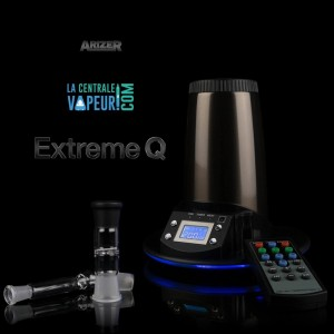 Arizer Extreme Q V5 - Version 2018 de ce vaporisateur de salon