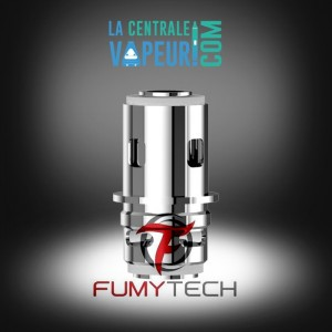 Coil Purely BVC pour Fumytridge C1 / Fumytech C2 - Fumytech