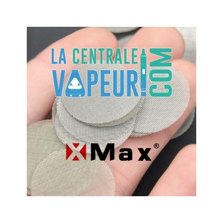 Set de grilles pour XMax V2 Pro - XMax V2 Pro Screen Set