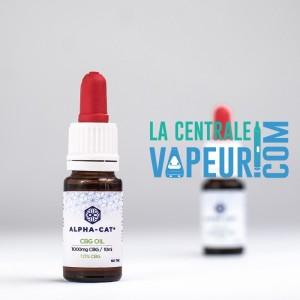 Huile CBG/ CBD (cannabigerol) Alpha-CAT 10%