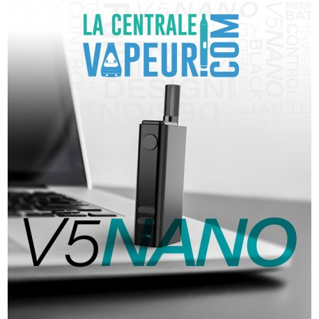 Flowermate V5 Nano - Smiss vaporizer - vaporisateur portable